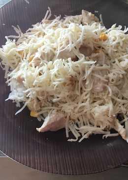 Rizses csirkemell