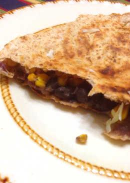 Gyors, könnyű quesadilla