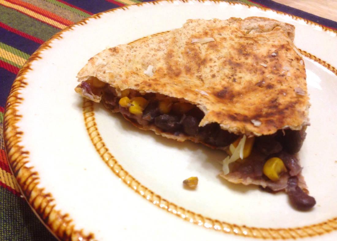 Gyors, könnyű quesadilla recept főfotó
