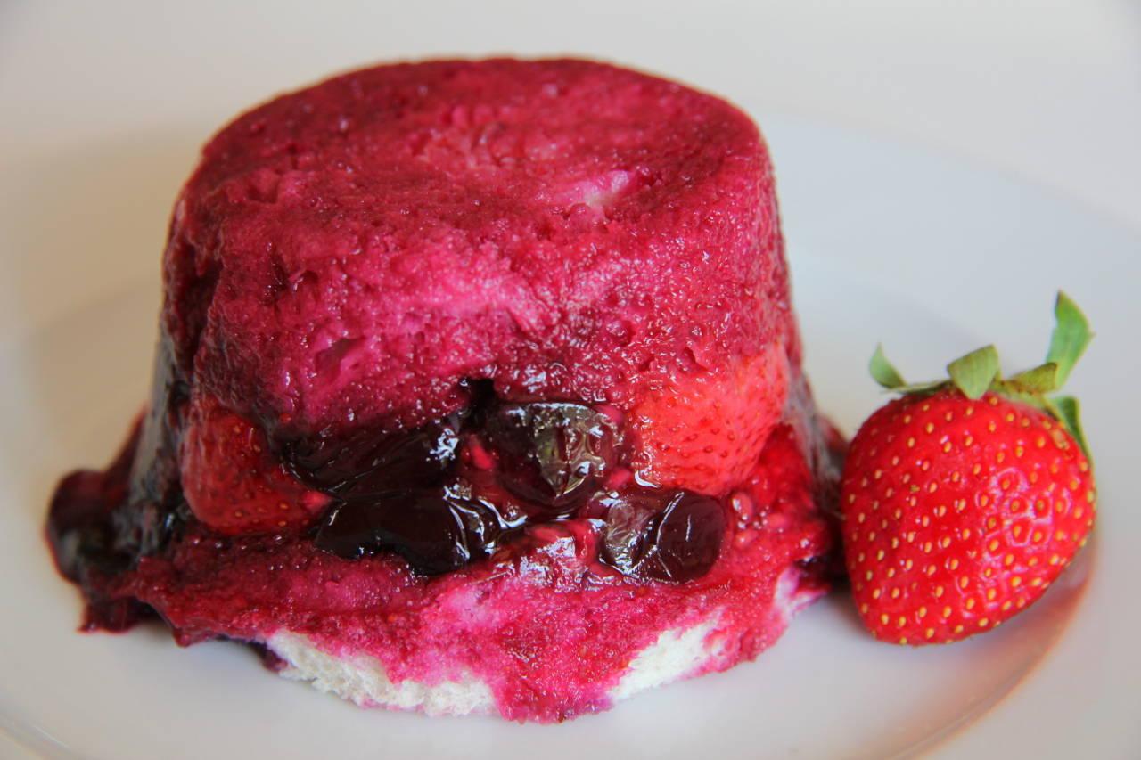 Gyümölcsös nyári puding recept főfotó