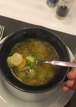 Zöldségleves Lilla konyhájából☺️
