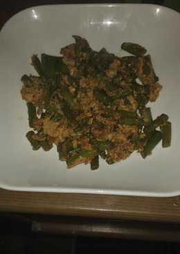 Tojásos zöldbab