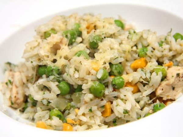 Brazil csirkés rizs