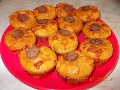 Magyaros muffin Ancsyka-módra
