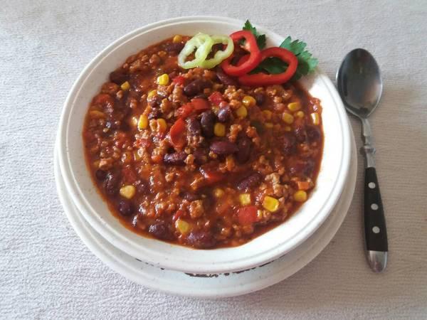 GM Mexikói Chilis Bab