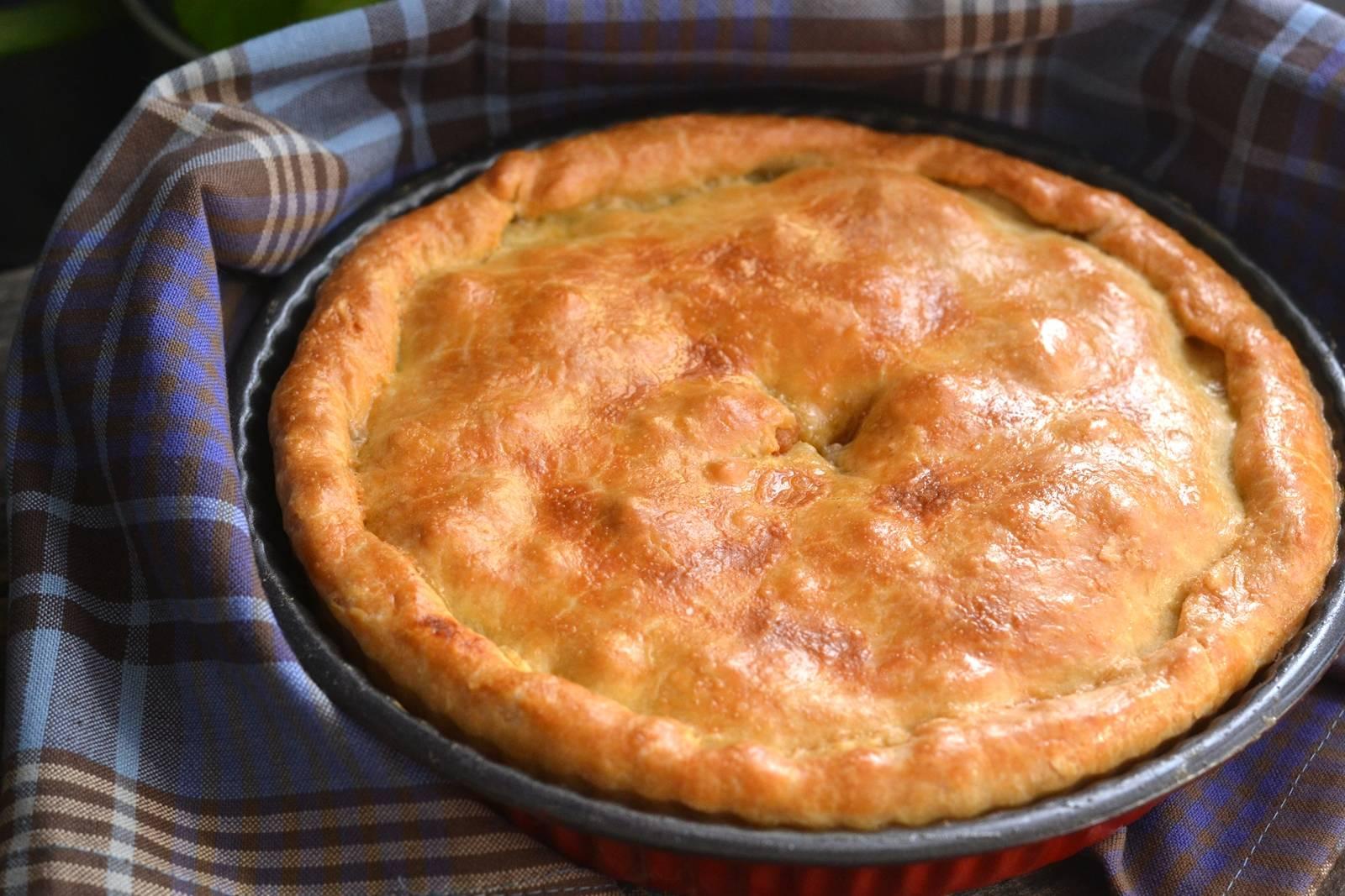 Spanyol húsos pite recept (empanadas) főfotó