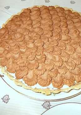Gesztenye pite, sütés nélkül