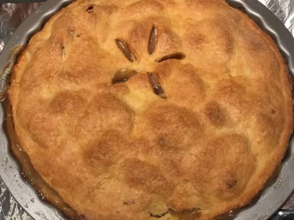 Amerikai almás pite (Apple Pie)