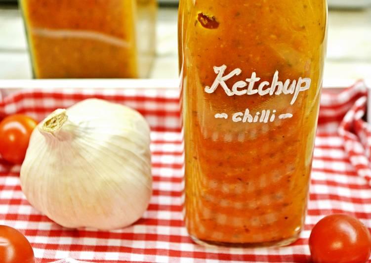 Fűszeres házi ketchup