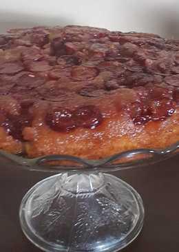 Cseresznyés clafoutis (alakbarát)