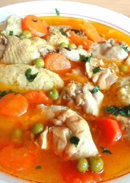 Becsinált leves 🍲
