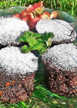 Csokidarabos-céklás süti