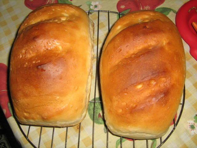 Fehér kenyér recept főfotó