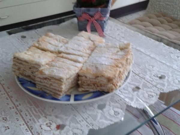Hatlapos szalalkális sütemény