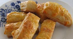 Túrós-sajtos rudacska recept főfotó