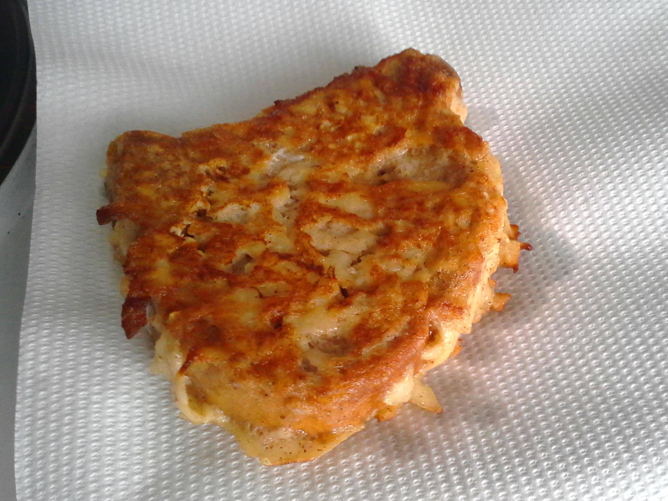 Almás-fahéjas bundás kenyér recept főfotó