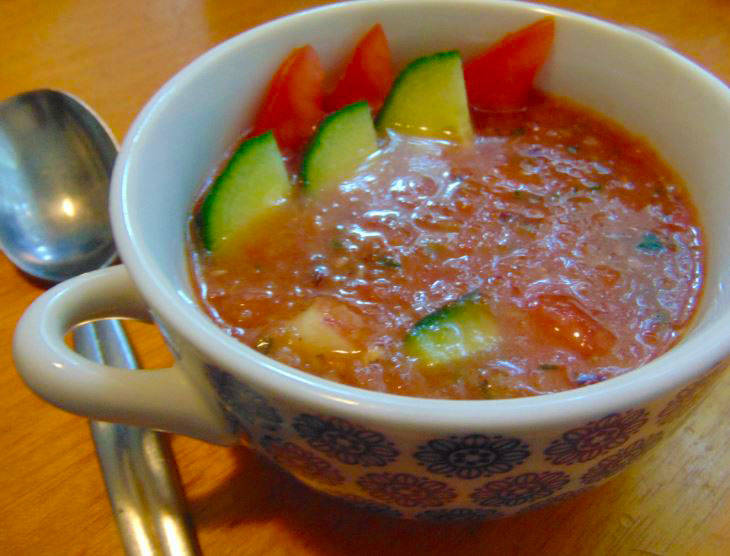 Gazpacho leves recept főfotó