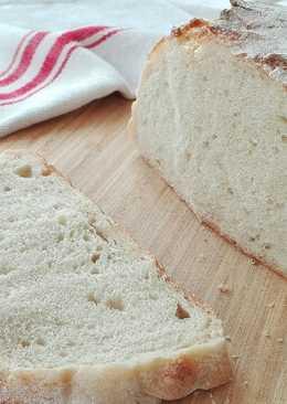 Házi kenyér élesztős kovásszal