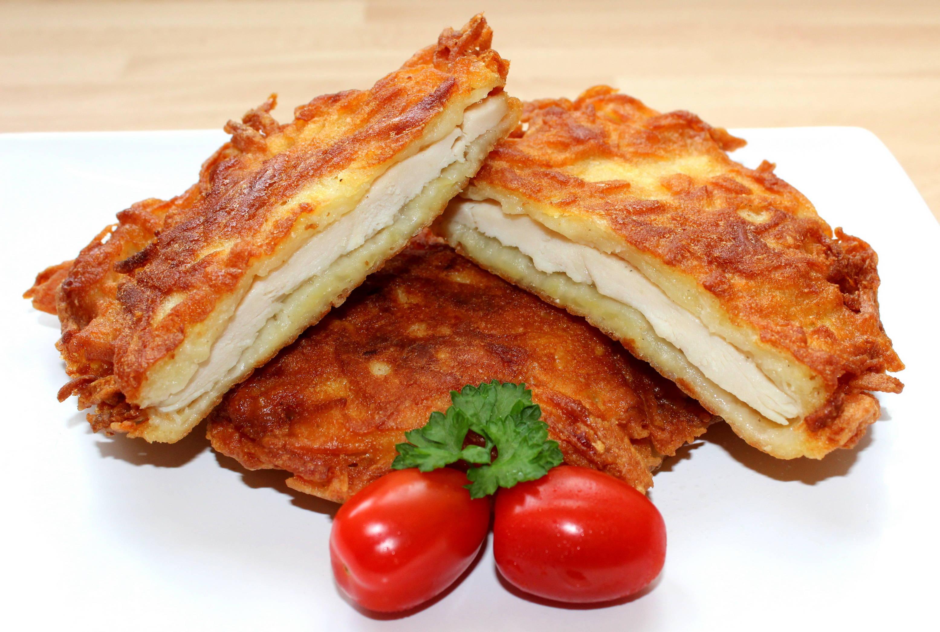 Borzas csirkemell recept főfotó