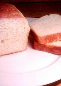 Házi toast kenyér