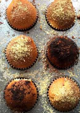 Kürtőskalács muffin