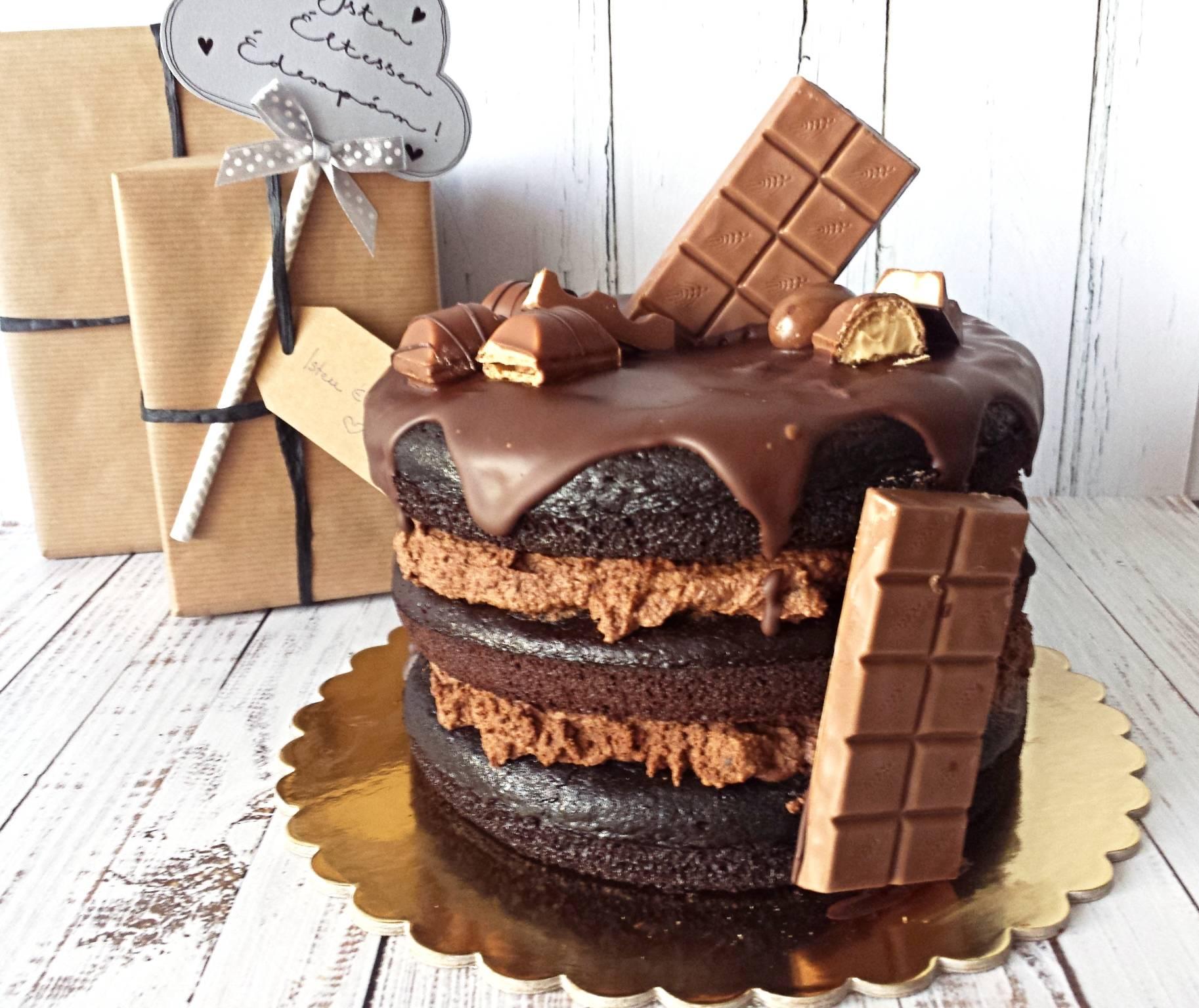 Csokitorta recept főfotó