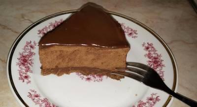 Chocolate Chunk Mousse Cake