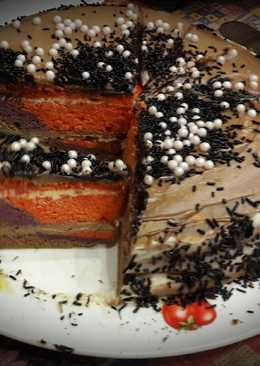Naplemente mascapone torta