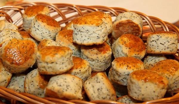 Mákos apró pogácsa recept főfotó