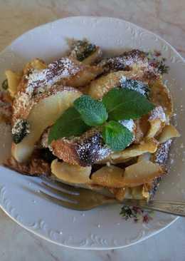 Almás kalácsfelfújt Ancsyka konyhájából