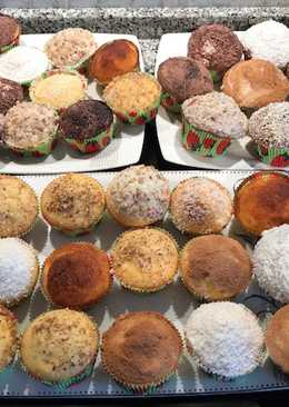 Kürtöskalács muffin