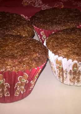 Bögrés meggyes-mákos muffin