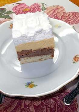 Fagyi kocka (csokoládé-vanília)