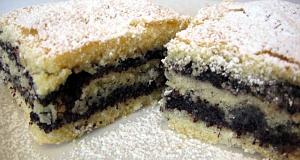 Mákos sütemény recept főfotó