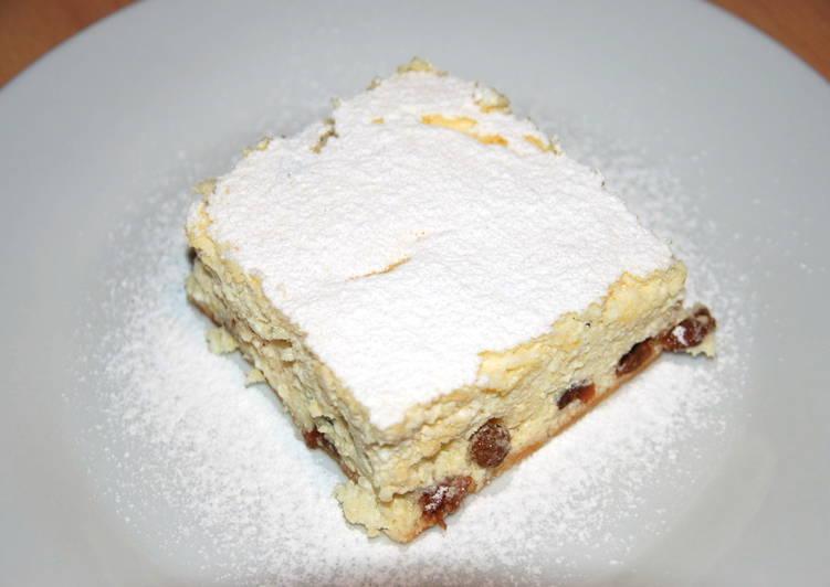 Túrós süti