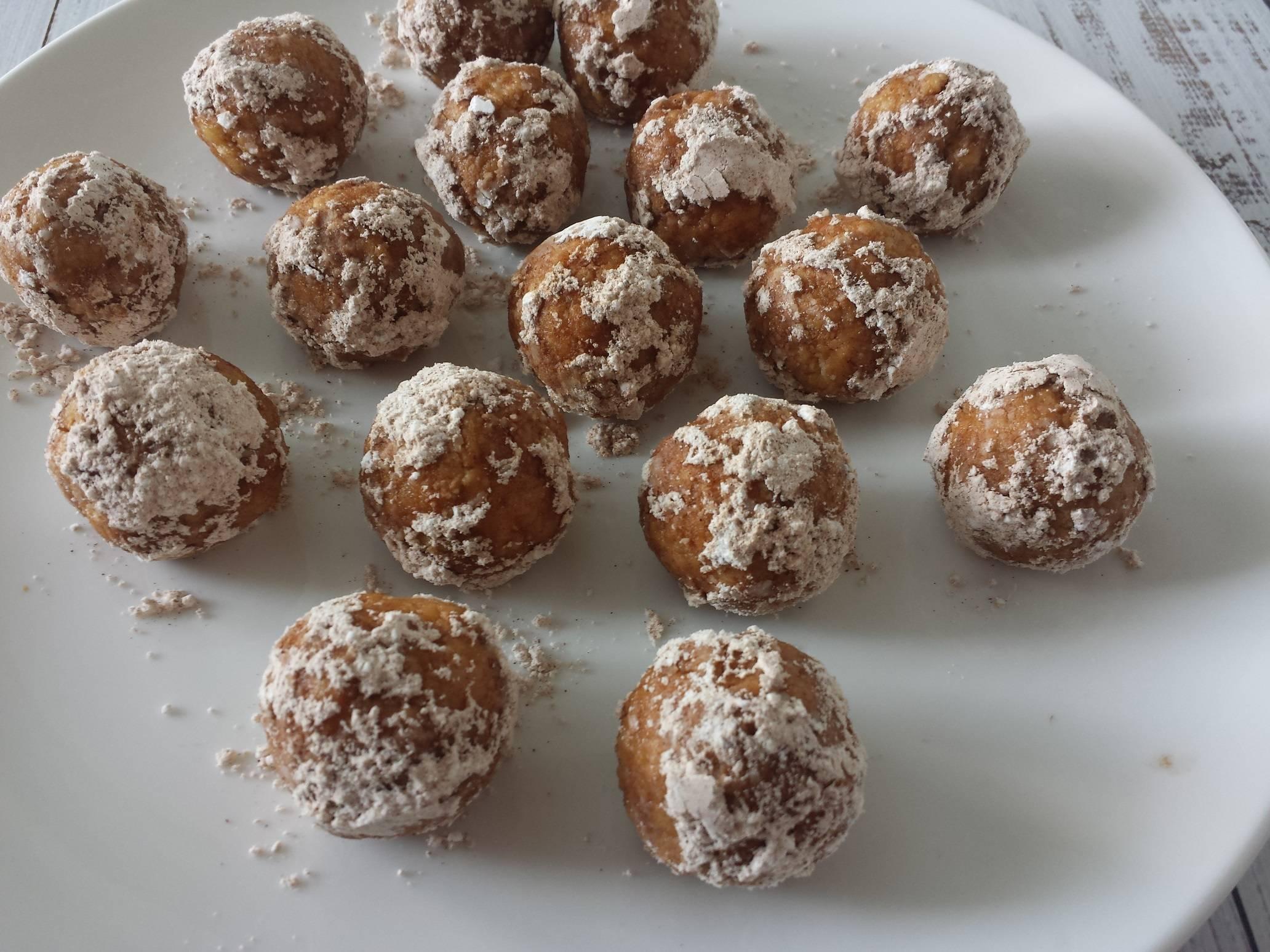 Almás pite golyó recept főfotó