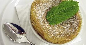 Ceylon szufflé recept főfotó