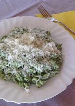 Pasta verde - spenótos tészta
