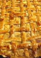 Apple pie (almás pite)