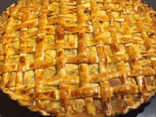 Apple pie (almás pite)