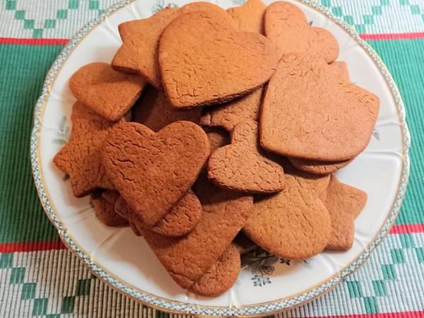 """Pepparkakor """"Borsos sütemény"""" - svéd karácsonyi fűszeres süti"""