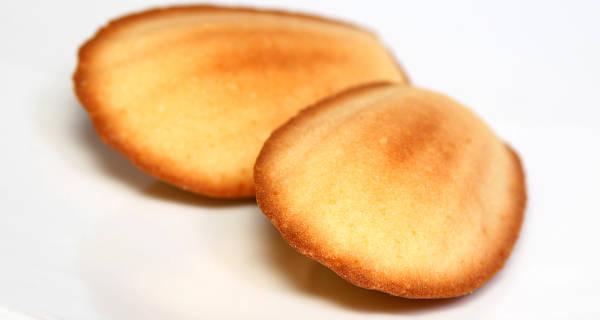 Mandulás madeleine recept főfotó