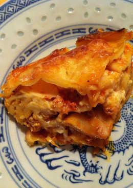 Lasagne recept II