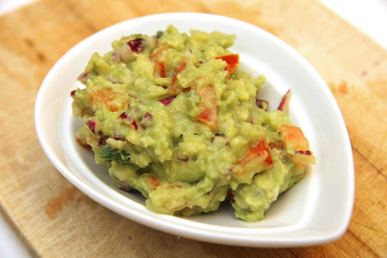 Guacamole (avokádókrém) recept főfotó