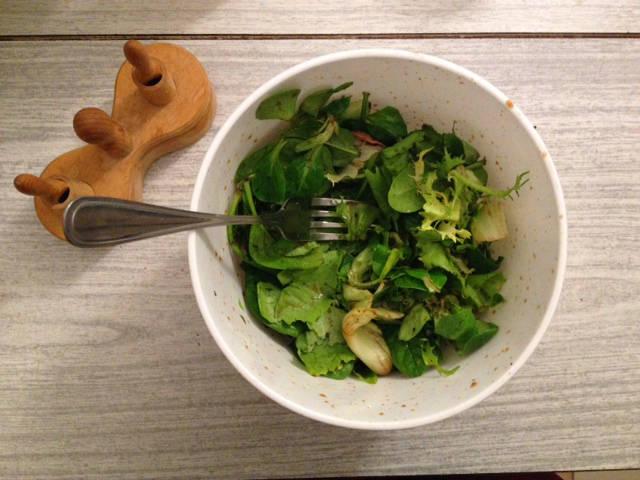 Balzsamecetes vegyes saláta recept főfotó