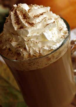 Sütőtökös fűszeres latte