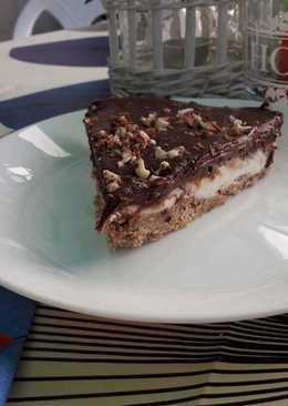 Sütésnélküli Milkakrémes torta