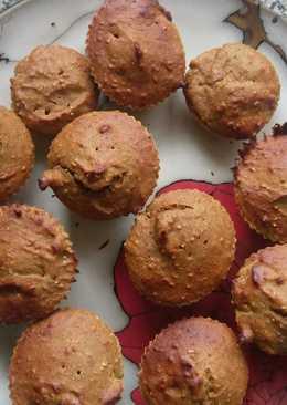 Sütőtökös muffin (proteinnel)