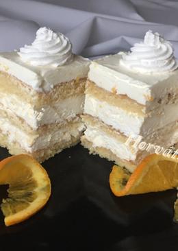 Narancs szelet