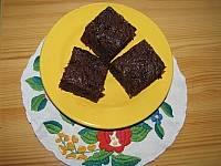 Csokis kocka recept főfotó